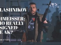 Kalashnikov or Schmeisser: who really designed the AK?