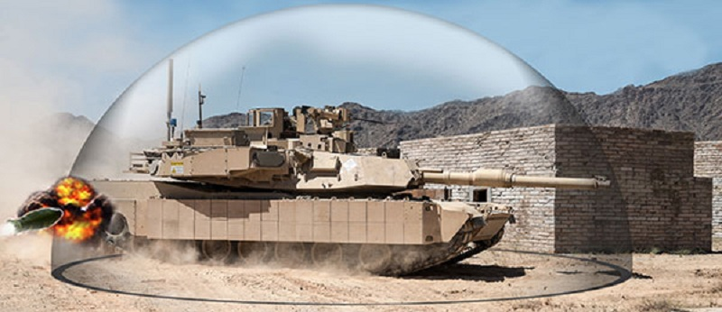 Leonardo DRS awarded $80M US Army & Marine Corps contract for Trophy