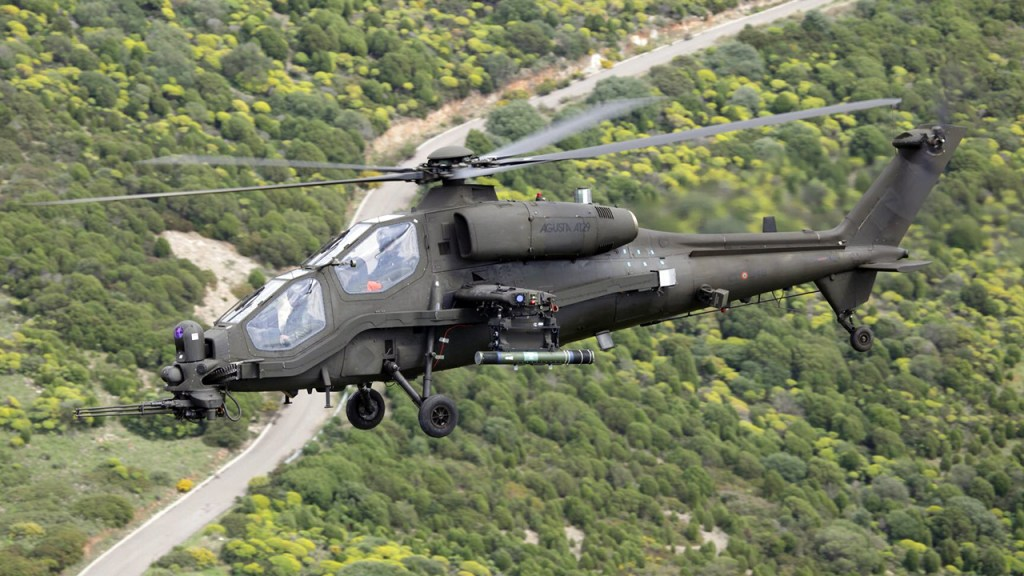Leonardo and PGZ to partner on Polish Army AW249 development