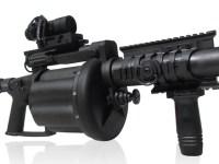 Milkor 40mm Super Six Multi Range Grenade Launcher