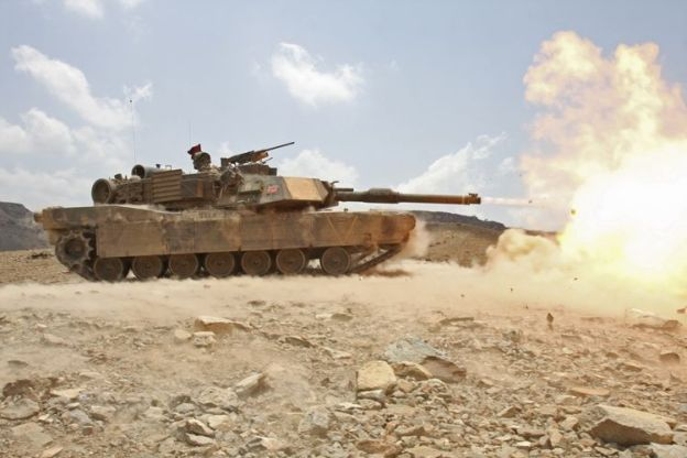 Northrop Grumman showcases vehicle Active Protection System (APS) for the US Army