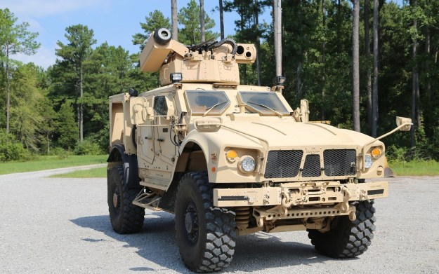 Reconfigurable Integrated-weapons Platform