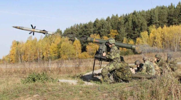 Saab Receives RBS 70 NG Order from the Brazilian Army