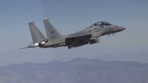 Advanced F-15