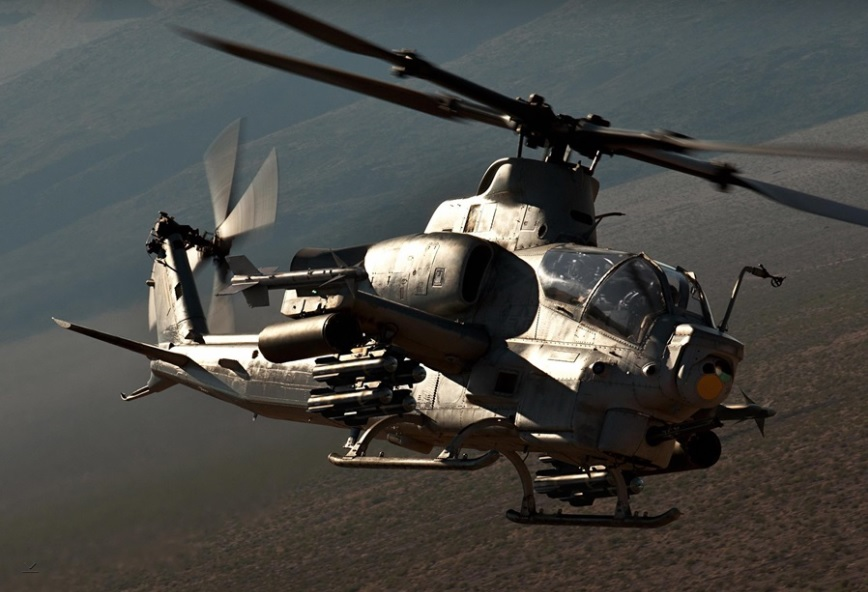Bell Helicopter wins $240M for 12 AH-1Z Viper attack helicopters for Bahrain