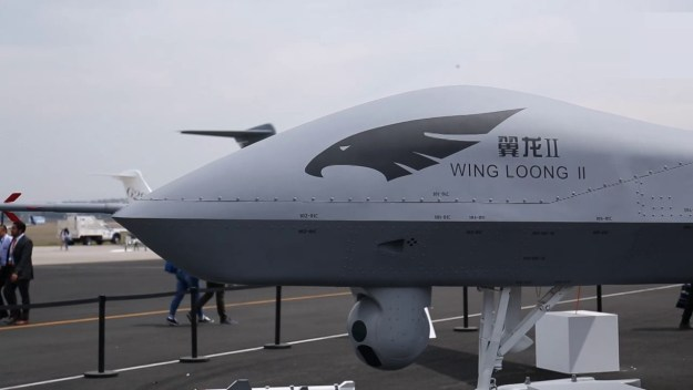 China exports 100 CAIG Wing Loong unmanned aerial system