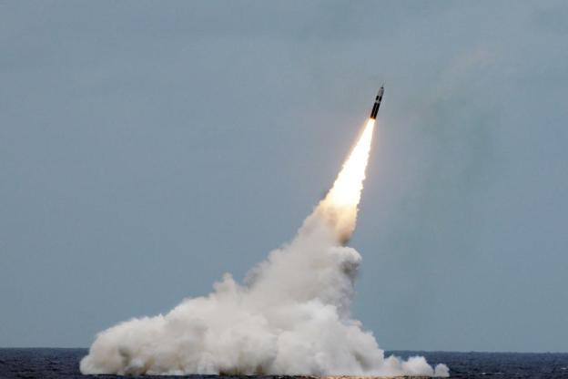 Draper awarded $191M for Trident missile guidance system