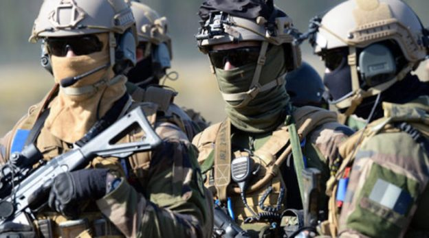 Four Allies and One Partner Will Create a Regional Special Forces Command