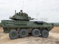 General Dynamics Land Systems Kits to Modernize U.S. Marine Corps LAVs