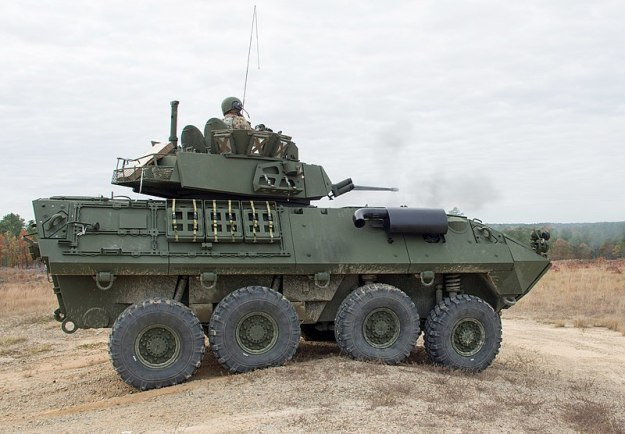 General Dynamics Land Systems Kits to Modernize U.S. Marine Corps LAVs