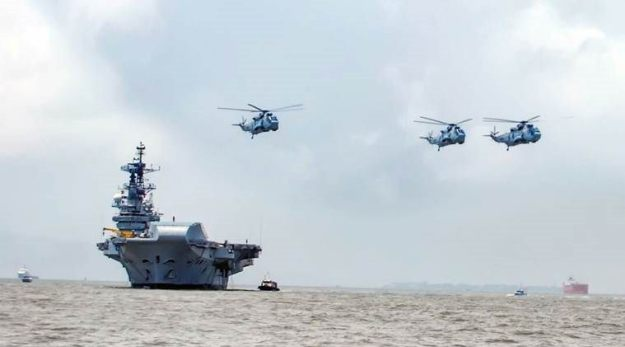 India navy seeks to short list bidders for 111 naval utility helicopters