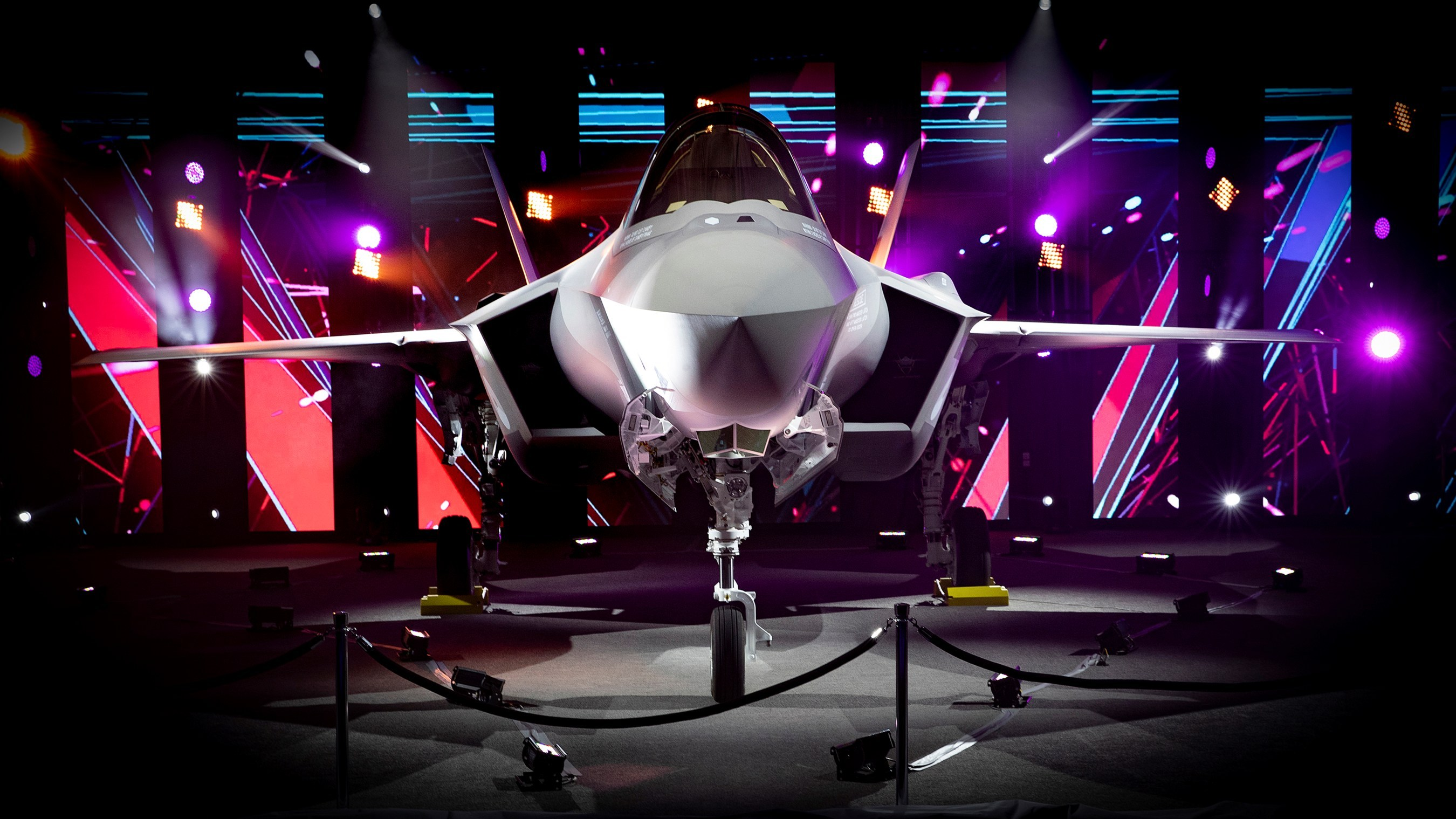 Lockheed Martin And RNLAF Celebrate Rollout Of The First Dutch Operational F-35