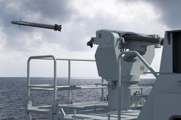 MBDA Unveils the SPIMM (Self-Protection Integrated Mistral Module)
