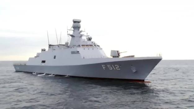 Turkish Navy Ada Class Corvettes (MILGEM Project)