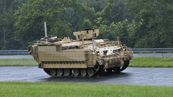 US Army Armored Multi-Purpose Vehicle (AMPV)