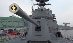 Japan commissions second Asahi-class destroyer JS Shiranui (DD-120)