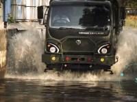 Ashok Leyland Guru 715 4×4 logistic truck