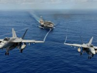 Boeing awarded $4 Billion deal for 78  F/A-18 Super Hornets