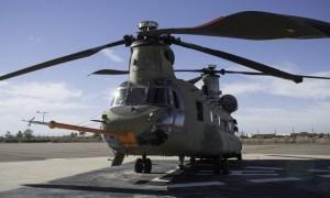 Chinook CH-47F Block II