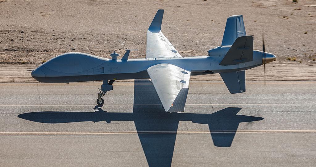 General Atomics Aeronautical Systems breaks ground on new hangar in El Mirage