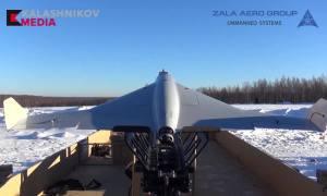 KYB UAV unmanned combat aerial system