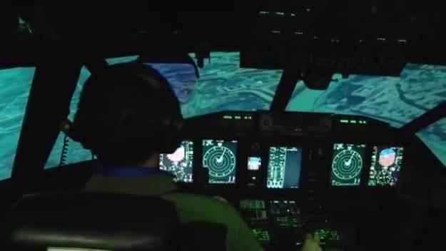 Leonardo C-27J aircraft