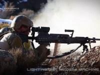 Lightweight Medium Machine Gun (LWMMG)