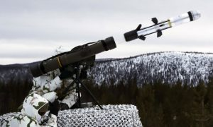MBDA MMP is cold weather qualified