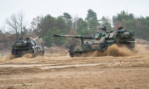Polish Army began to receive Krab self-propelled tracked howitzer