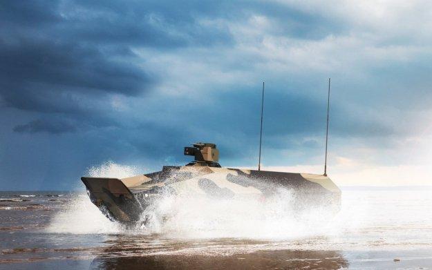 Rheinmetall Submits LAND 400 Phase 3 Bid in Australia