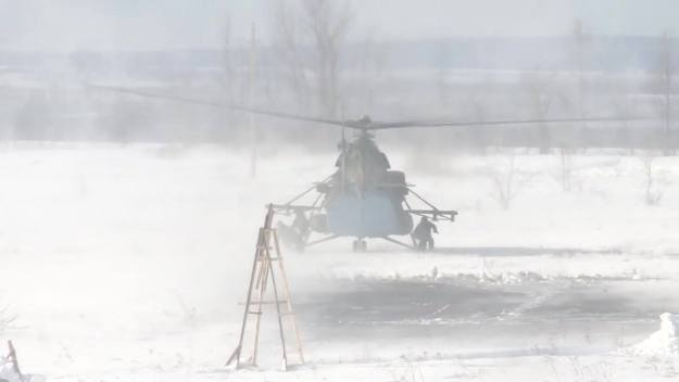 Russian, Belarusian Airborne Troops conduct joint exercises near Ulyanovsk