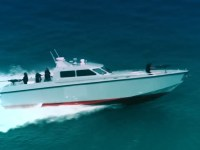 Solas Marine 16M fast interceptor boat