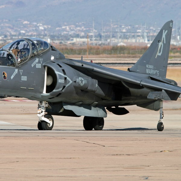 Boeing awarded $87.5 million for work on T/AV-8B Harrier II trainer