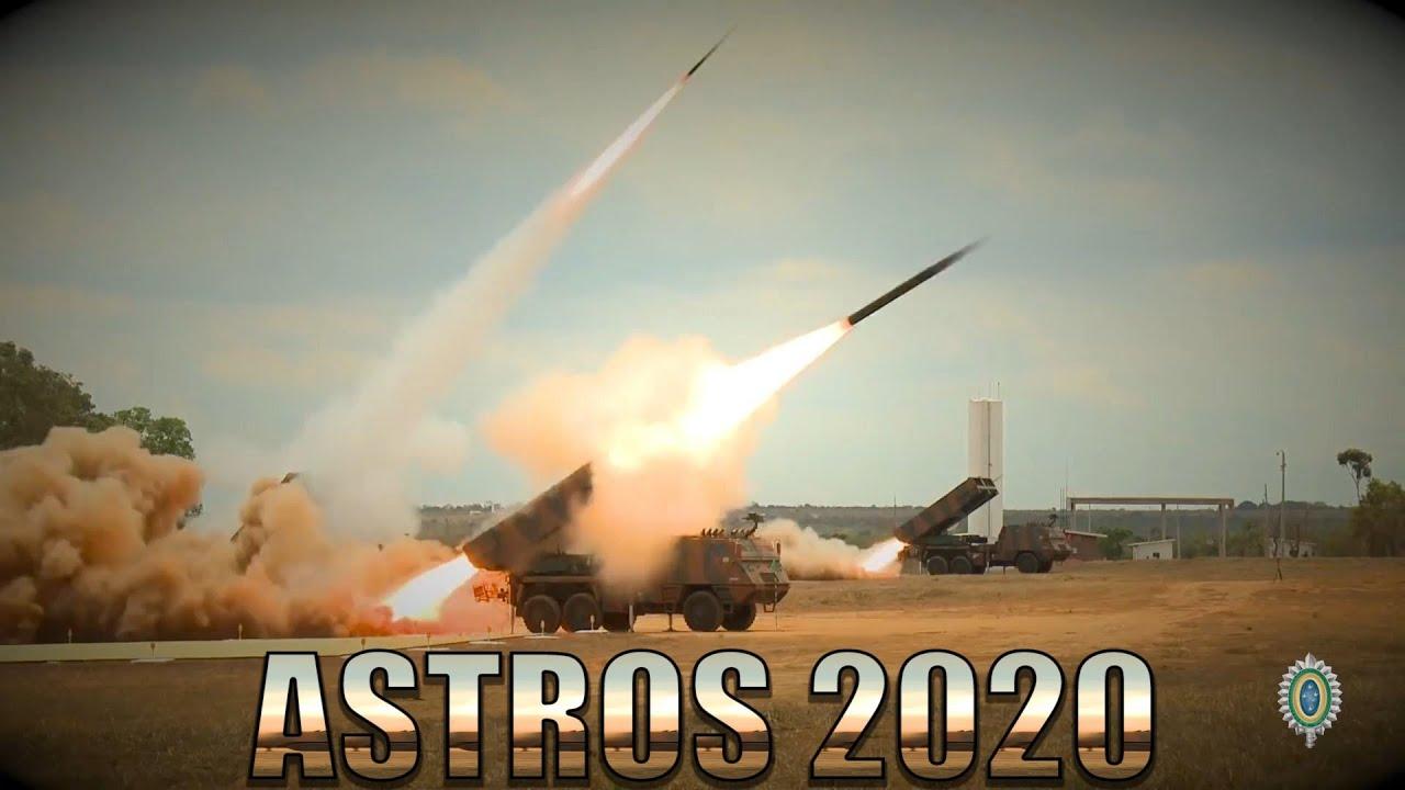Avibras Astros 2020 (Mk6)