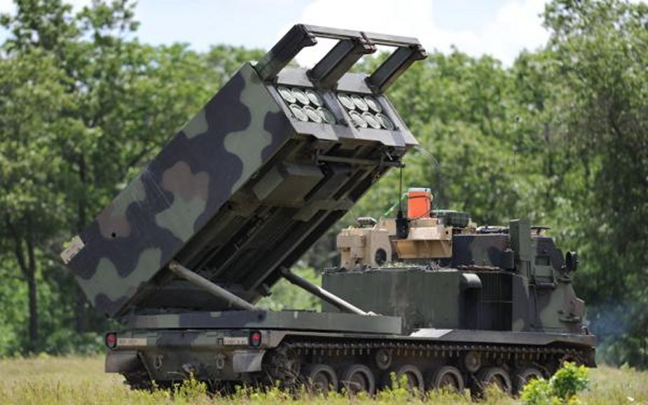 Lockheed Martin Awarded $362 Million Contract For M270A2 MLRS recapitalization
