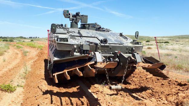 GDELS Presents Engineering Combat Vehicle (ECV)