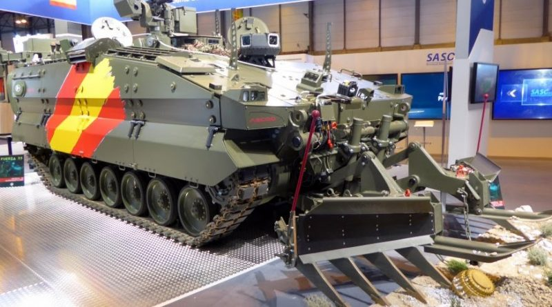 GDELS Presents Engineering Combat Vehicle (ECV)