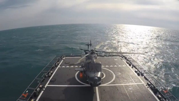 Republic of Korea Navy AW-159 Wildcat ASW Helicopters