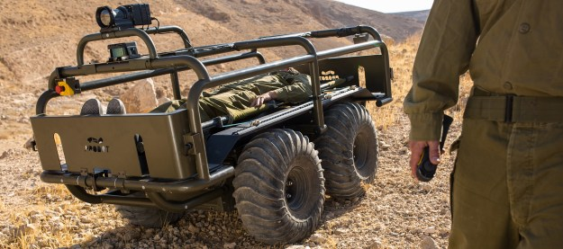 Roboteam Probot Tactical Multipurpose UGV