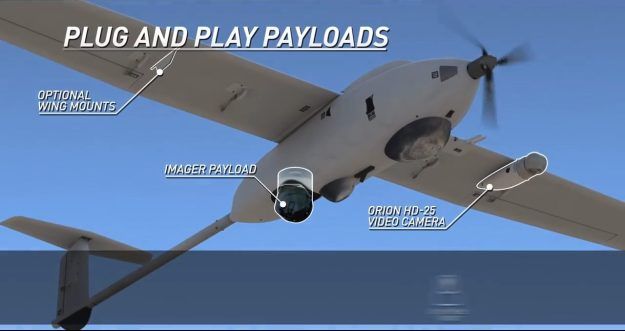 Stalker XE Unmanned Aerial System (UAS)