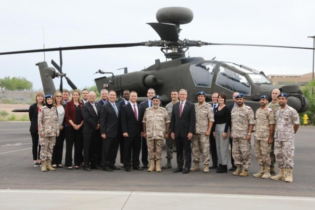 US Clears $3Bn Sale of 24 Additional Apaches to Qatar