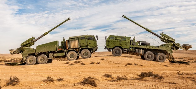 Elbit Systems awarded $125 M contract to provide new Israeli Self Propelled Howitzer