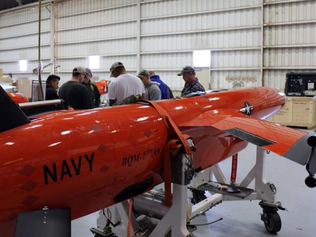 Kratos Unmanned Systems BQM-177A Subsonic Aerial Target (SSAT)