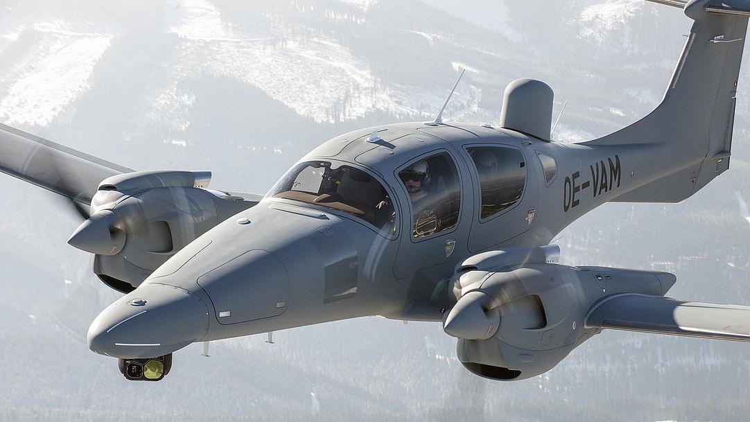 Diamond Aircraft DA62 MPP Special Mission Aircraft