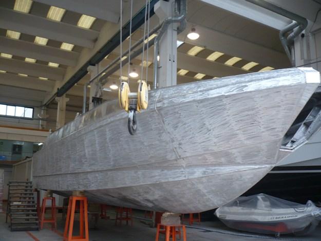 Baglietto Navy FFC15 Boat