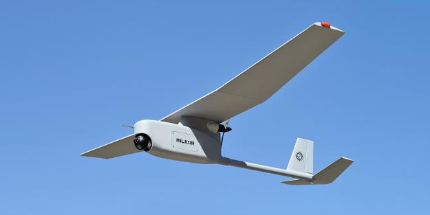 Milkor MA18 UAV
