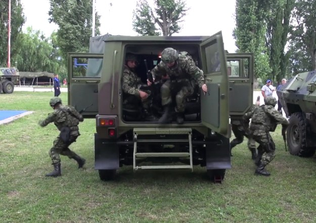 Zastava NTV 40.13 Infantry Mobility Vehicle