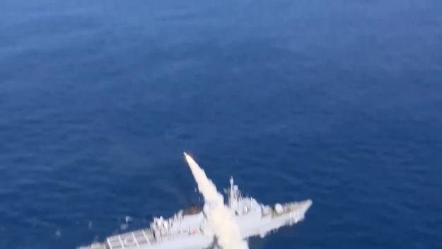 Brazilian Navy Launched 3rd Prototype of MANSUP Anti-ship Missile