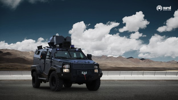 Ilgaz-II 4X4 Internal Security Vehicle