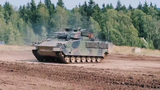 ASCOD ULAN Armoured Fighting Vehicle